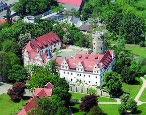 Kurzurlaub inkl. 120 Euro Leistungsgutschein - Schloss Schkopau - Schkopau Schloss Schkopau