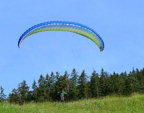 Gleitschirm Fliegen - Schnupperkurs Schnupperkurs - 4-6 Stunden