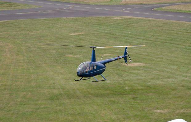 hubschrauber-rundflug-jesenwang-landung