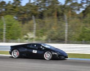 Rennstreckentraining Lamborghini Huracan LP 610-4 / 3 Runden - Lausitzring Lamborghini Huracan - 45 Minuten