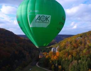 Ballonfahrt Ravensburg