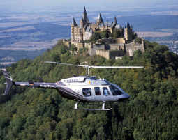 Hubschrauber-Rundflug Stuttgart