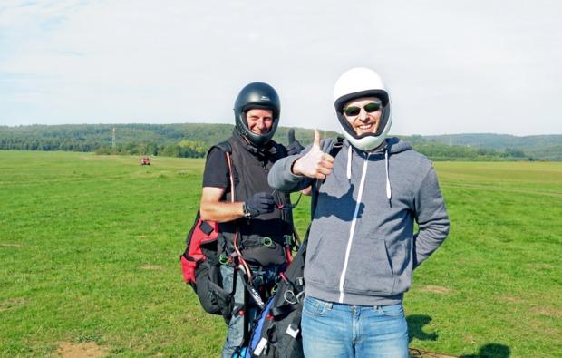 gleitschirm-tandemflug-siegen-gliding
