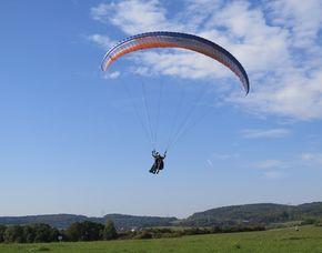 Gleitschirmfliegen - Tandemflug ca. 60 Minuten