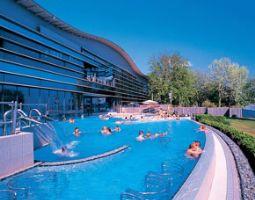 Thermen & SPA Hotels - 1 ÜN Bad Hotel Überlingen - Eintritt Therme Überlingen, 3-Gänge-Menü