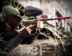 Paintball Dresden