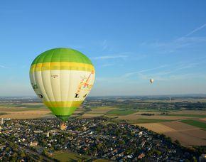 Ballonfahren Neustadt an der Weinstrasse 60 - 90 Minuten