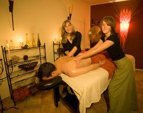Relaxing for Men  Detmold Gesichtsbehandlung, Hot Stone Rückenmassage