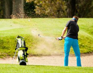 Bild Golf spielen - Golfkurs: Ein Ausflug aufs Grün