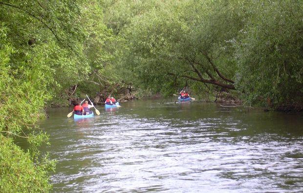 kanu-tour-tiefenort-fluss