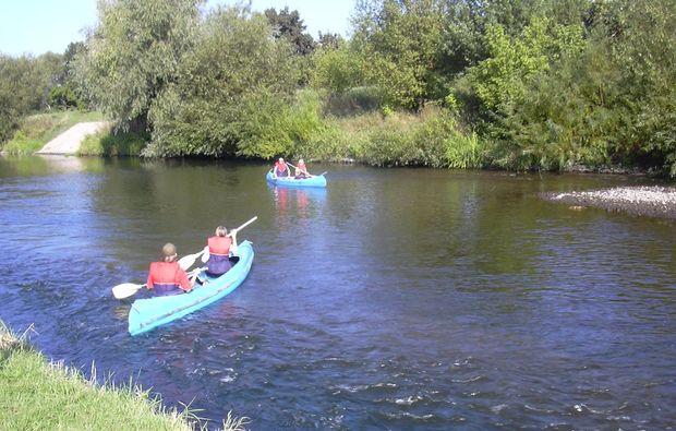 kanu-tour-tiefenort-paddeln