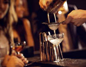 Cocktail-Aktivmixing - Darmstadt Zubereitung von 5 Cocktails