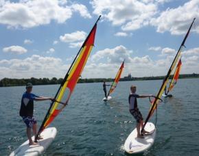 Windsurfen Xanten