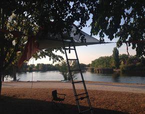 Aussergew. ÜN im Baumzelt - Forbach - NEU - JSMD im Baumzelt - inkl. Freibadeintritt in der Nähe