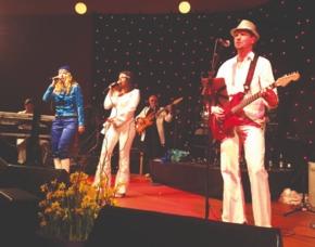 ABBA Royal – The Tribute Dinnershow - 79 Euro - Kurpark-Hotel - Bad Dürkheim Kurpark-Hotel - 4-Gänge-Menü