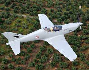Flugzeug selber fliegen - Kampfflugzeug-Erlebnis - 30 Minuten Kampfflugzeug-Erlebnis - 30 Minuten