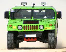 Hummer H1 offroad fahren 30 Minuten - Steinbourg-Saverne Hummer H1 - Ca. 30 Minuten