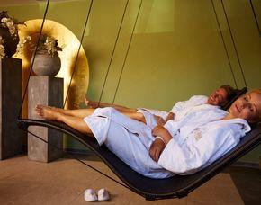 Spa- und Thermenträume für Zwei Göbel's Hotel AquaVita - Eintritt Therme, Massage