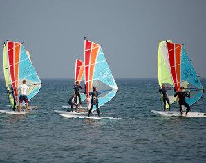 Windsurf-Schnupperkurs Ostsee - ca. 2,5 Stunden
