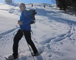 Schneeschuh Wanderung für Singles Tages-Tour für Singles - ca. 6 Stunden