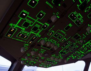 3D-Flugsimulator Zürich