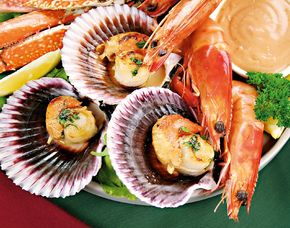 Meeresfrüchte und Fisch Kochkurs   Otterfing Mehr-Gänge-Menü, inkl. Getränke