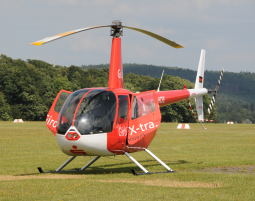 Hubschrauber fliegen Eisenach
