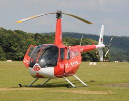Hubschrauber selber fliegen 20 Minuten
