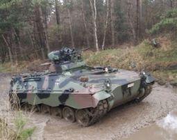 Panzer fahren - Schützenpanzer Marder - 60 Minuten - Fürstenau Fürstenau - 75 Minuten