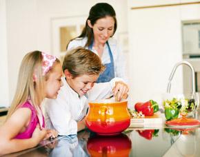 Kochkurs für Kinder für Kinder von 6 bis 15 Jahren, inkl. Getränke