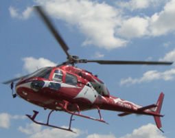 Hubschrauber-Rundflug