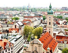 Stadtspiel München Schnitzeljagd