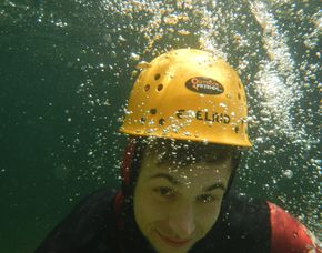Canyoning - Ebenau Strubklammtour - 4,5 Stunden
