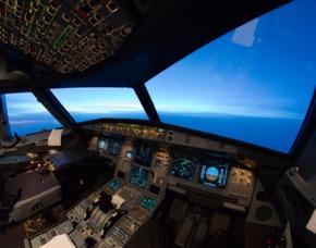 3D-Flugsimulator Mülheim an der Ruhr