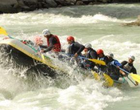 Rafting/Abenteuer Wochenende - Schneizlreuth inkl. Canyoning-Tour & Verpflegung