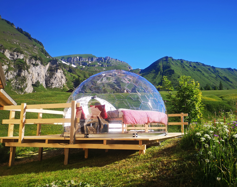 Bubble Hotel Isenthal