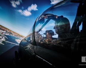 Flugsimulator - Kampfjet Mirage 5F - 60 Minuten Kampfjet Mirage 5F - 60 Minuten