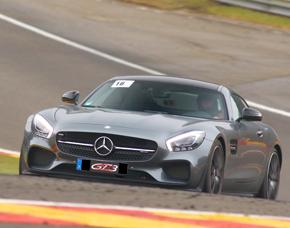 Renntaxi - AMG GT-S - 4 Runden AMG GT-S  - 4 Runden - Salzburgring