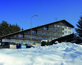2x2 Übernachtungen inkl. Erlebnis - Hotel Srní - Srní Hotel Srní - Fahrradverleih