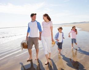 Familienurlaub Ostseebad Sellin