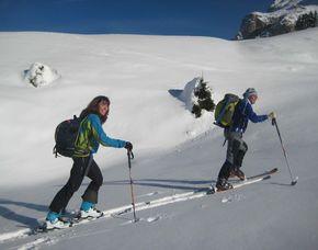 Skitouren Tannheim