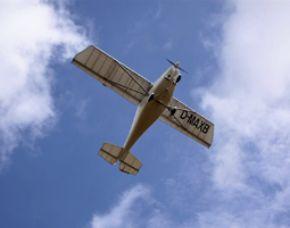 Flugzeug-Rundflug - Parabelflug - 20 Minuten 30 Minuten