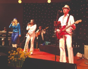 ABBA Royal – The Tribute Dinnershow - 79 Euro - Steigenberger Hotel Thüringer Hof - Eisenach Steigenberger Hotel Thüringer Hof - 4-Gänge-Menü