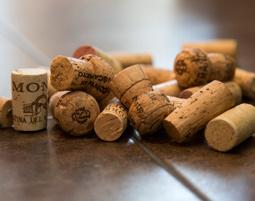 Weinverkostung - Deutschland gegen Italien von 12 Weinen, Deutschland gegen Italien