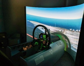 Erlebnisse: 3D-Flugsimulator Berlin