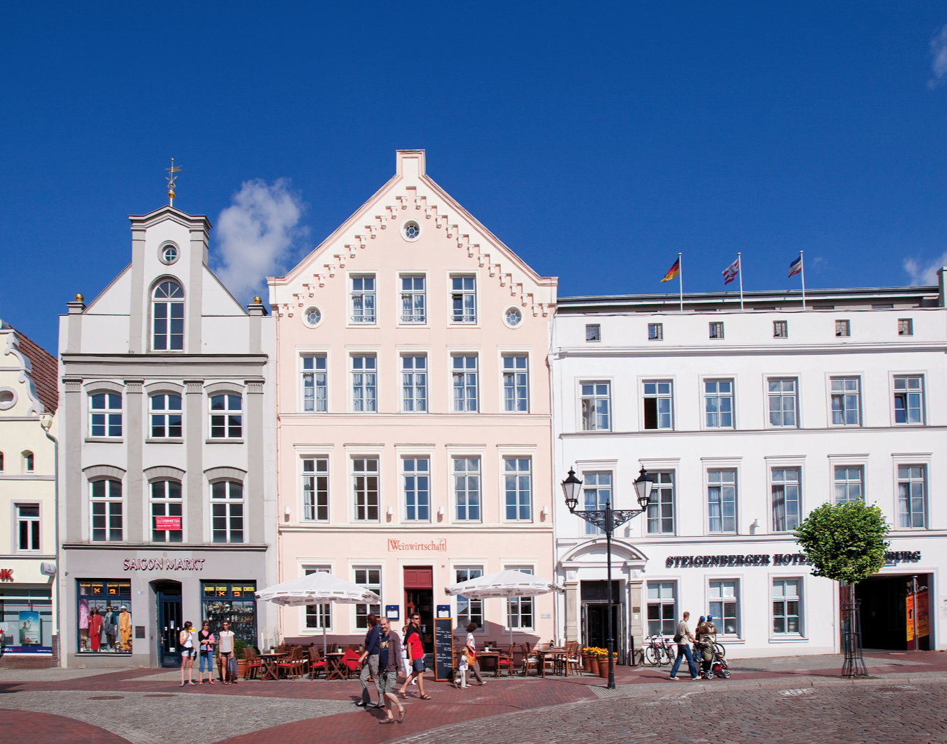 Gourmet-Restaurant - Vienna House Wismar
