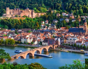 Städtetrip Heidelberg mit Schlossführung für 2 (2 Tage) 3*** Star Inn Hotel Suites Premium by Quality - Schlossführung
