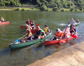 Bild Kanu & Kajak fahren - Kajak & Kanu fahren auf See & Fluss