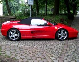 Ferrari selber fahren Ferrari F355 - 70 Minuten - Gelsenkirchen Ferrari F355 - Ca. 70 Minuten