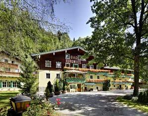 Kurzurlaub für Zwei Pension Heilbad Burgwies